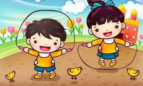 蓝天幼儿园第十二届体育节邀请函